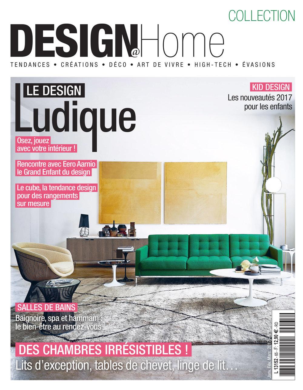 DESIGN@HOME 1/2017, FRANCE — Studio Finna