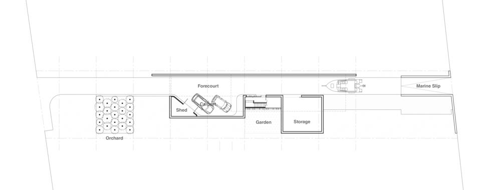 Site Plan - Ground Floor