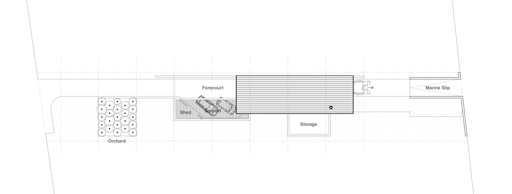 Site Plan - Roof