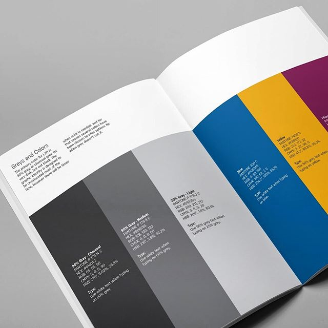 Greys and colors for the new corporate identity of L2P, an award-winning architecture and interiors firm. _  #design #graphicdesigner #branding #creative #architecture #urbanism #designer #graphicdesign #brandingdesign #color #pantone #type #typeface #mockup #brandingidentity #problemsolving #modern #multidisciplinary #graphicidentity #logo #brooklyn #nyc #wayfinding #georgelittledesign