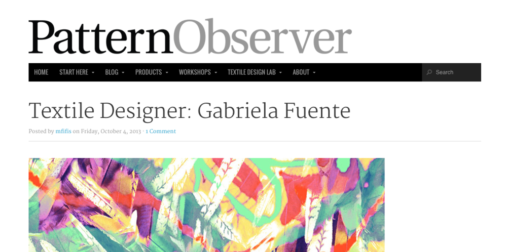 Pattern Observer - Blog - USA