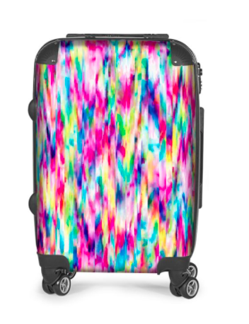 This Summer Festival Suitcase you will find in  Contrado