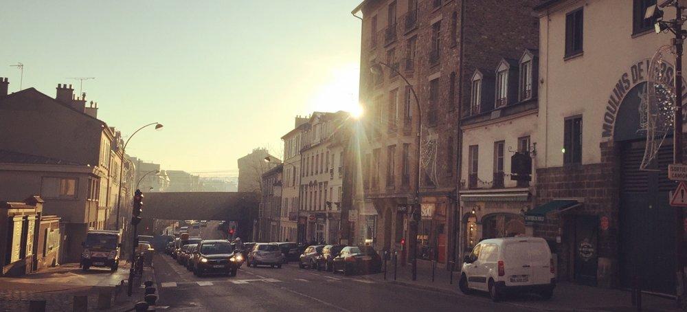 Rue des Chantiers, Versailles, France