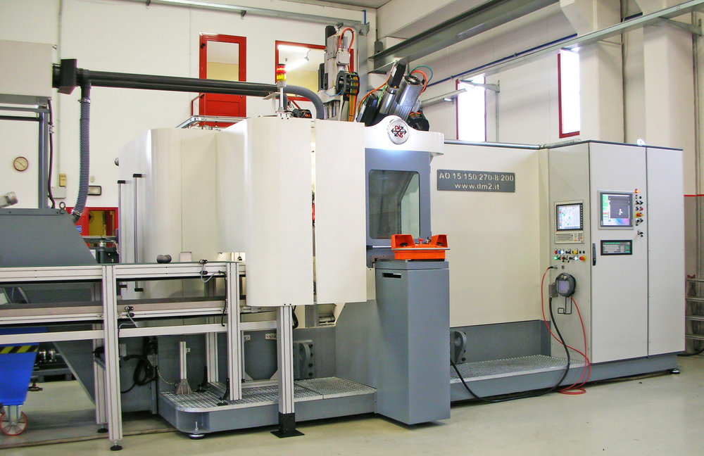 DM2 CNC Transfer Machines   The most advanced transfer machines in the world today