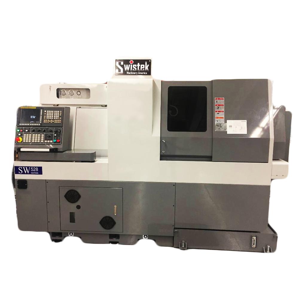 SWISTEK CNC   Precision Swiss/hydrid lathes