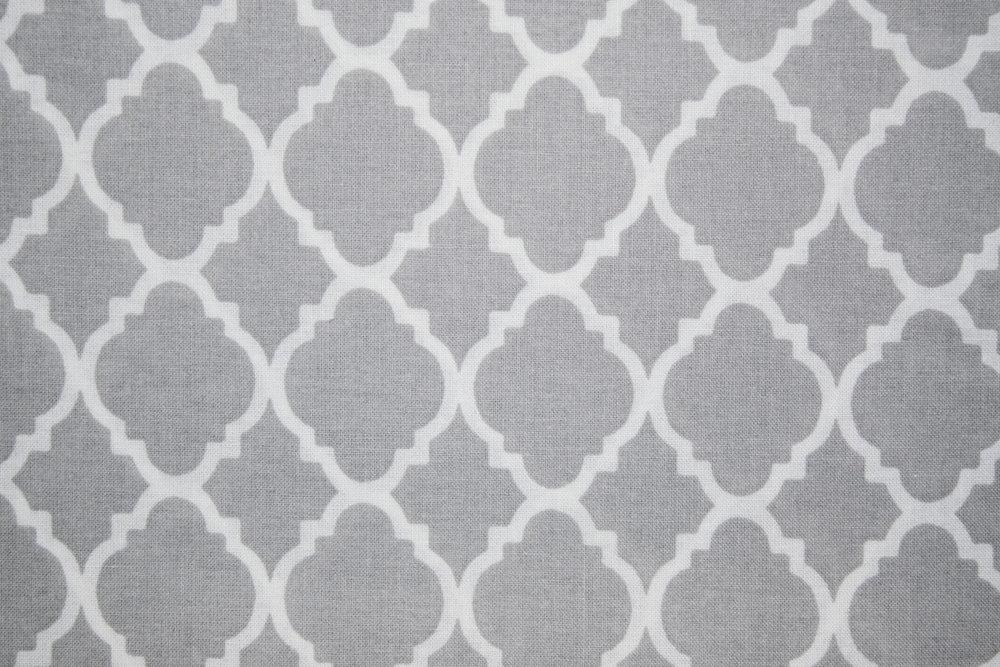 """45"""" 68x68, 100% Cotton    189_48522_gray"""