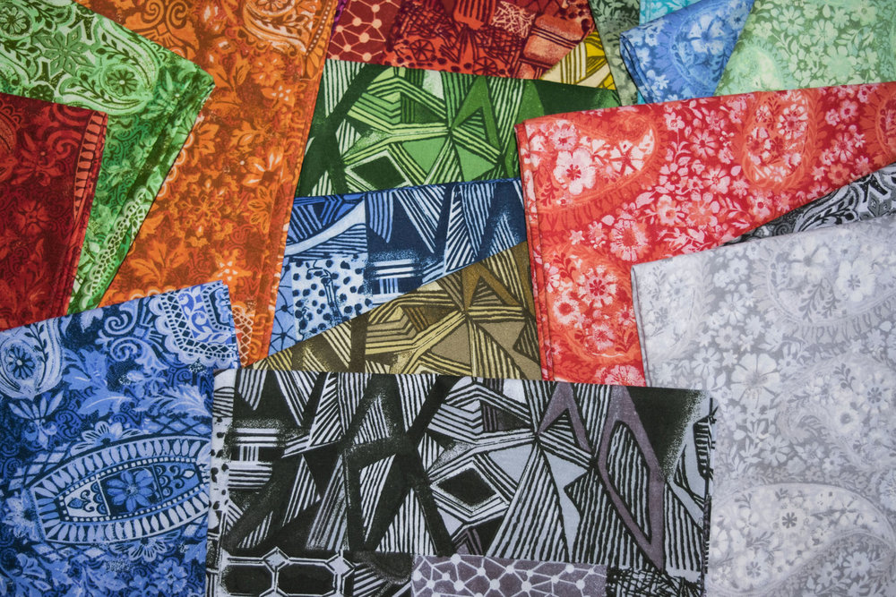 "SPW #193: Jakarta (45"")   Our Jakarta Collection is finished at 44/45"" and is printed on our 68/68 100% Cotton Fabric."