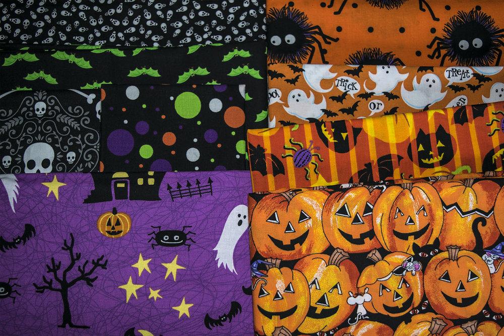 "SPW #225: 45"" Halloween"