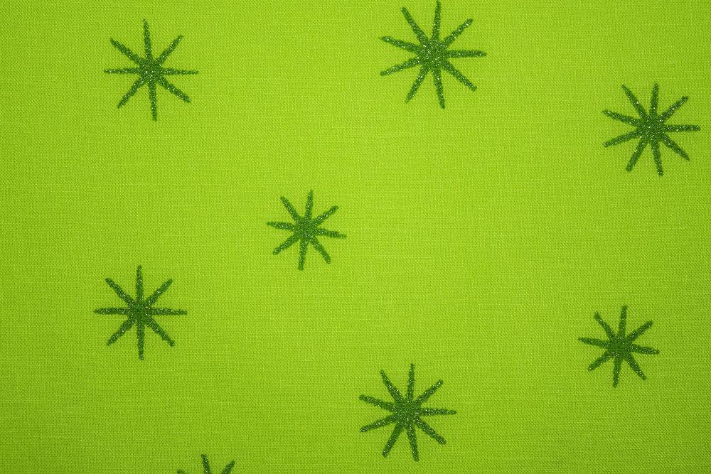 "45"" 68x68, 100% Cotton   SPW 194, 48817, Lime 61943"