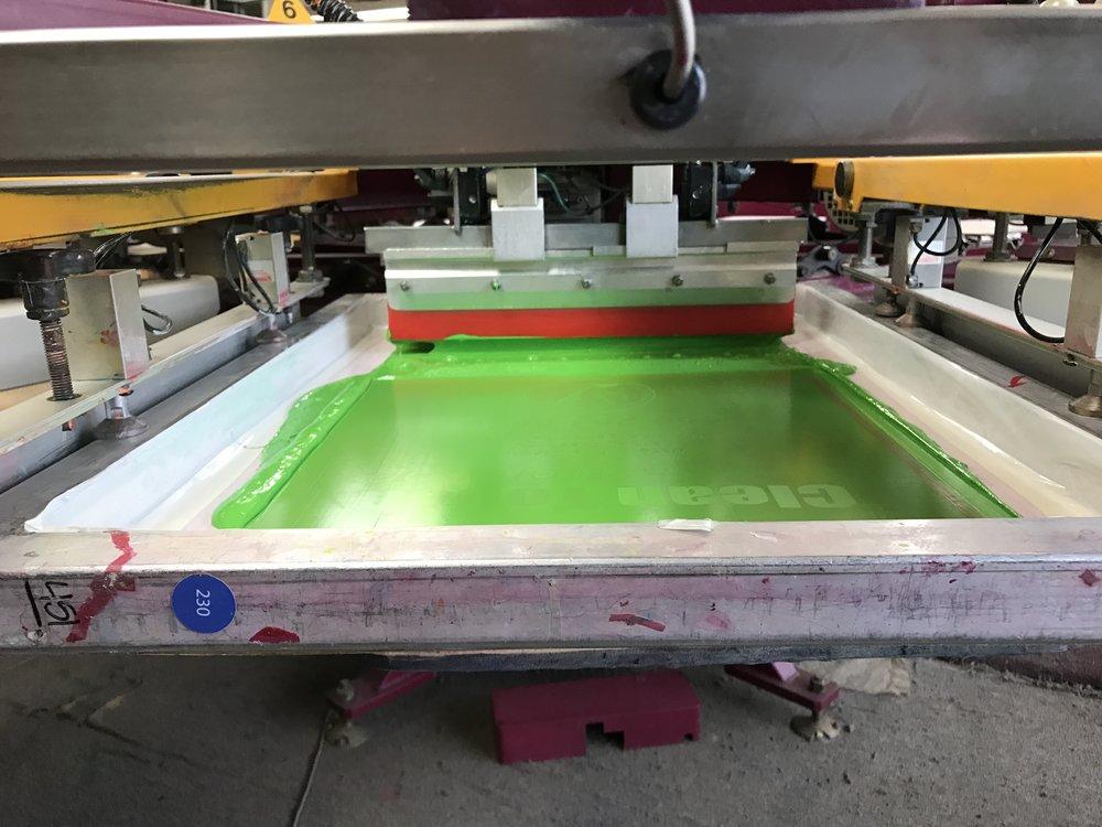 Custom   Screen Printing    Learn More