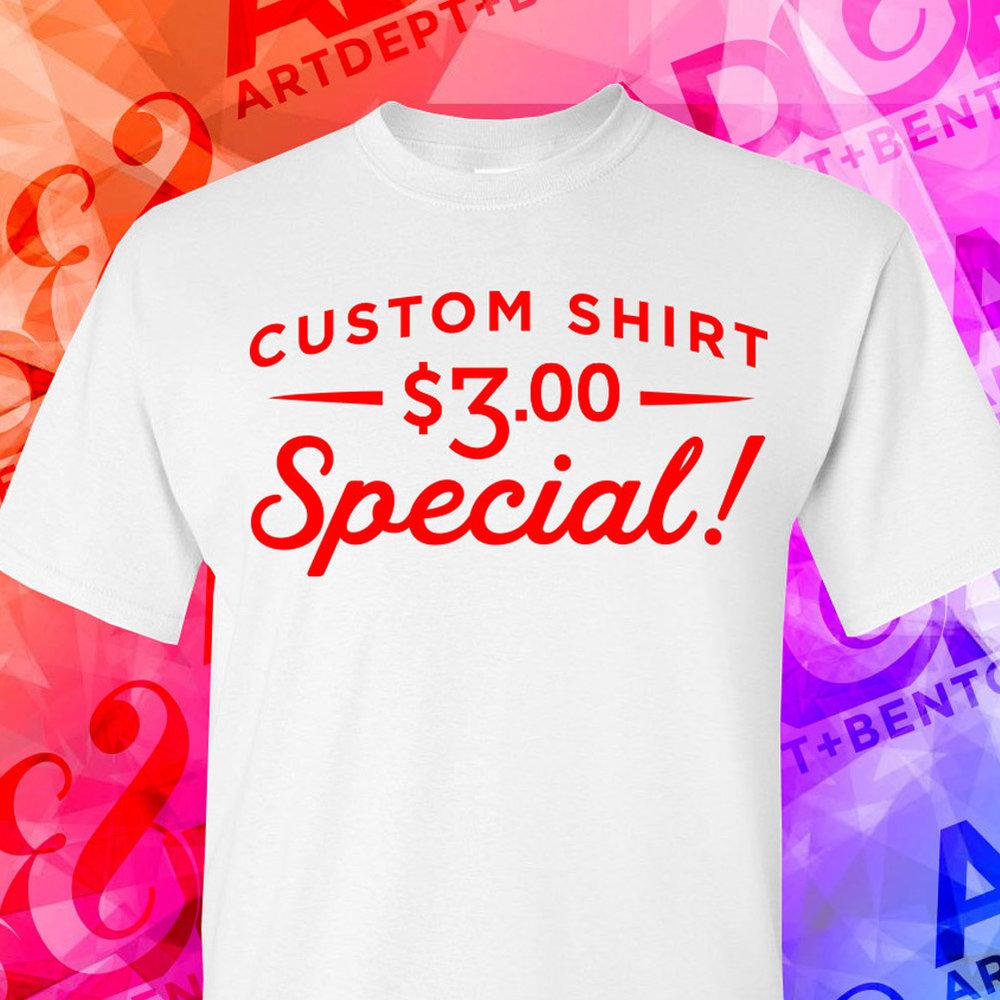 White Shirt Speical
