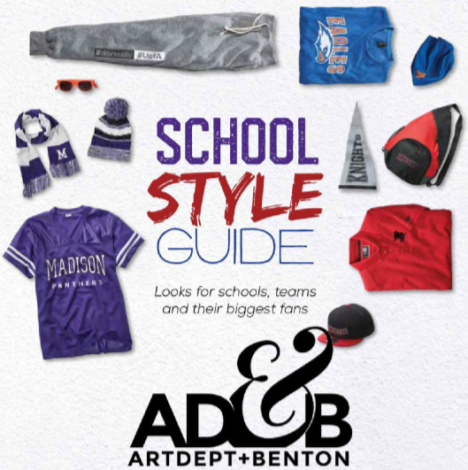 Click the Image to open our School Style Guide