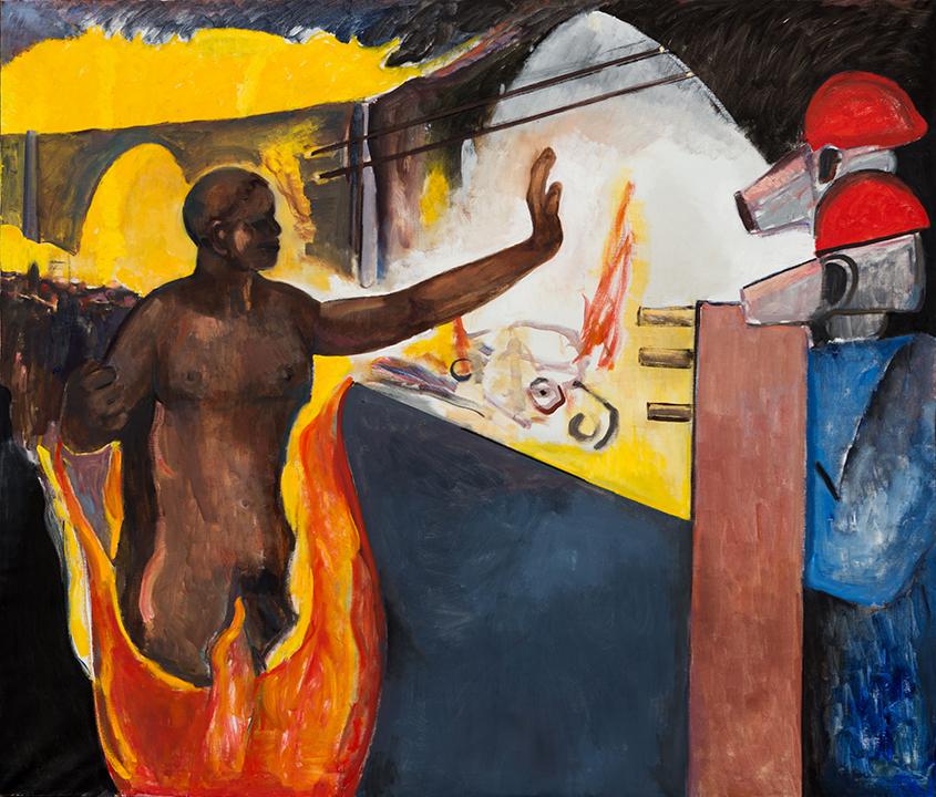 Michael Brown's Resurrection