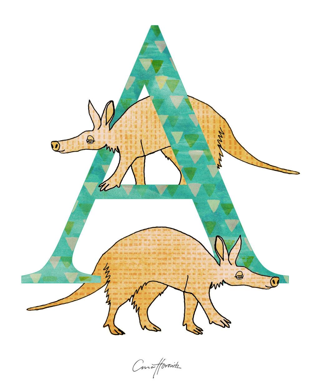 A Aardvark