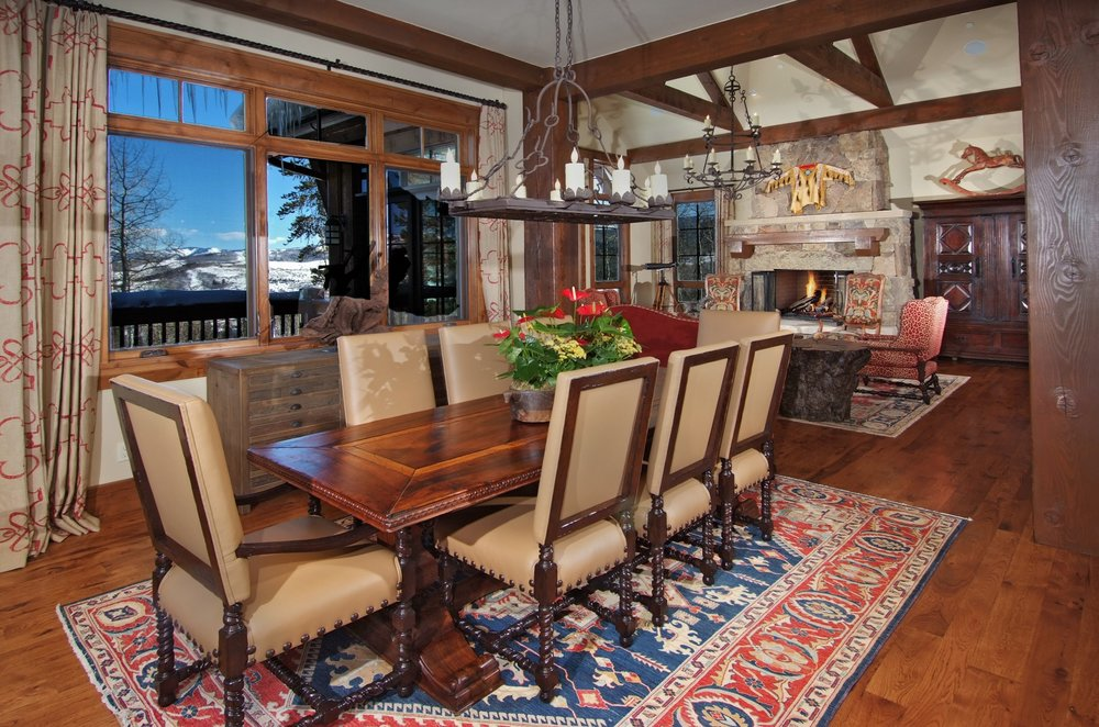 Colorado Dining Living Space – Award Winning