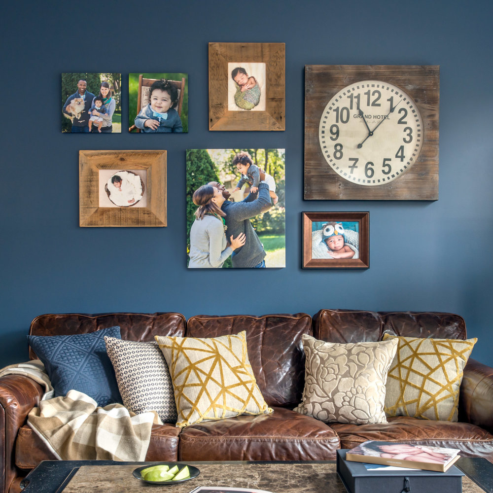 Canvas Collage Frames Akron