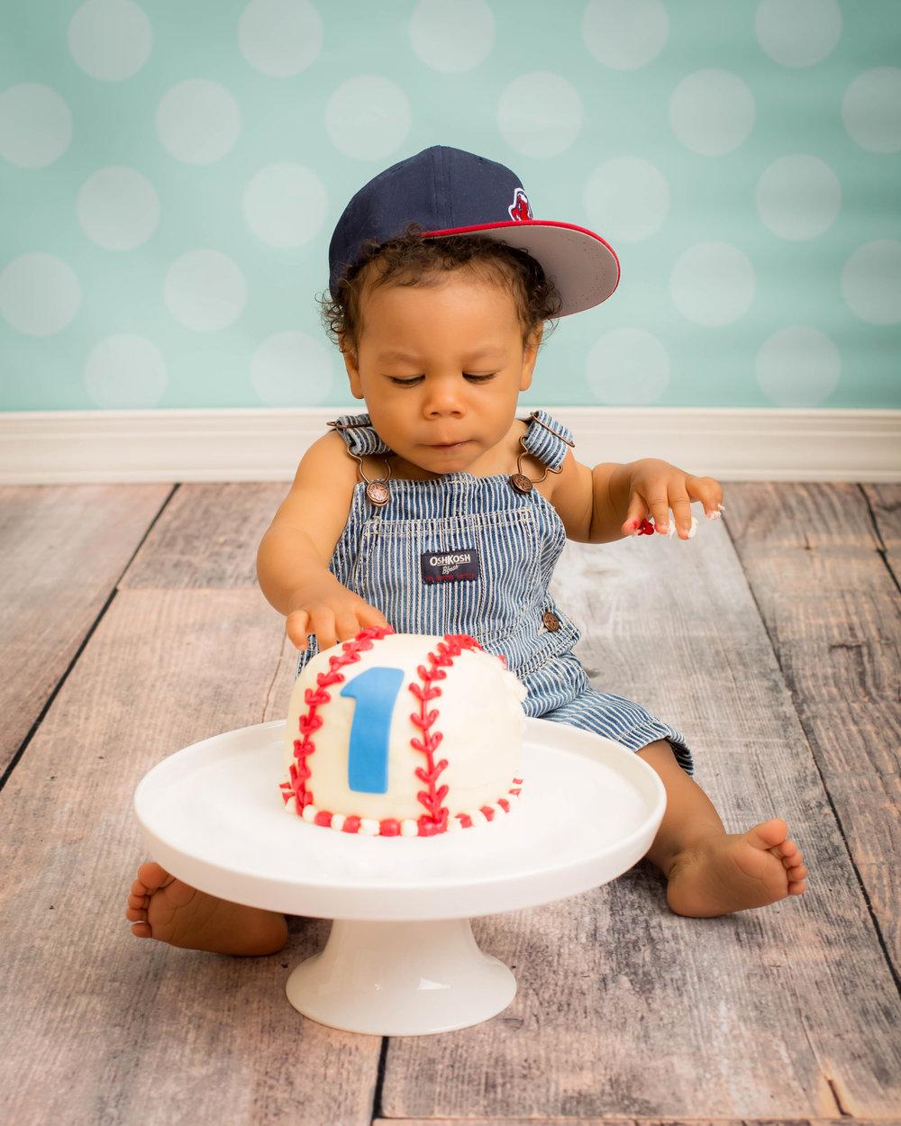 Cuyahoga Falls Baby Photography