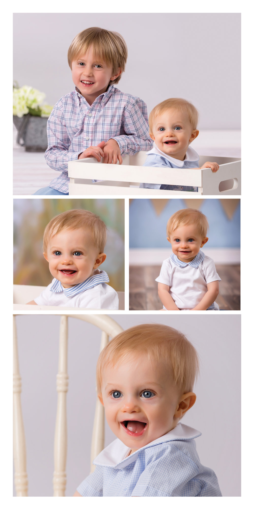 9 Month Photo Session Fairlawn, OH