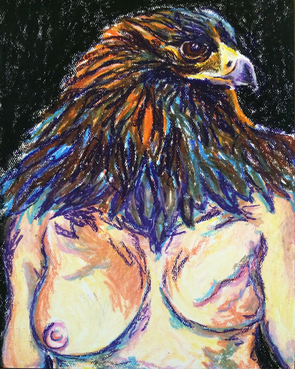 Untitled, (Eagle)