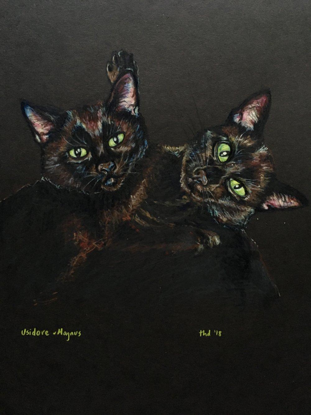 Usidore and Magnus