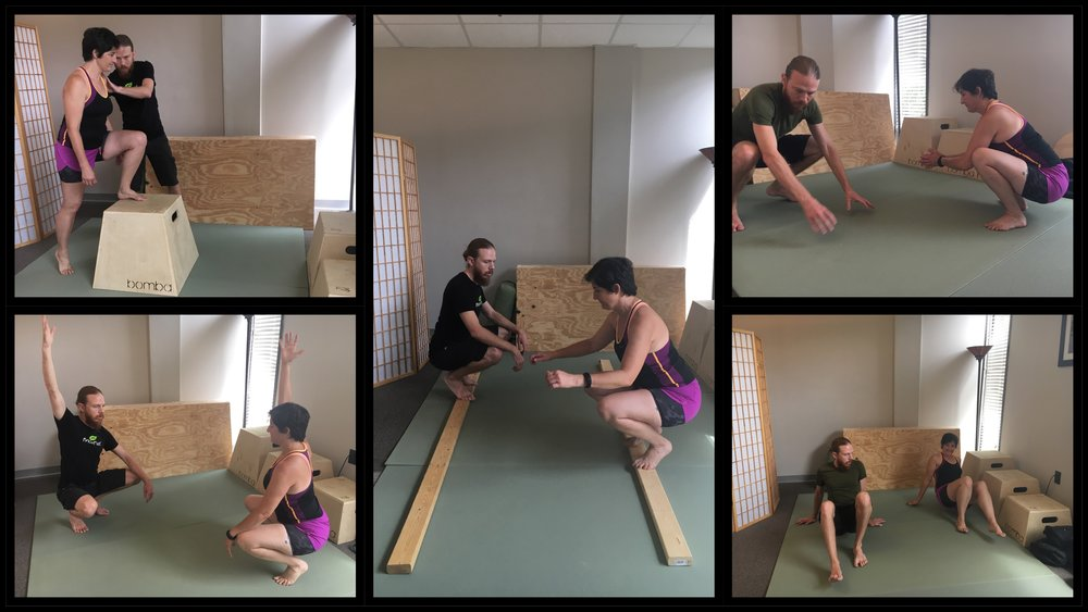 Private Training - For Movement Rehabilitation