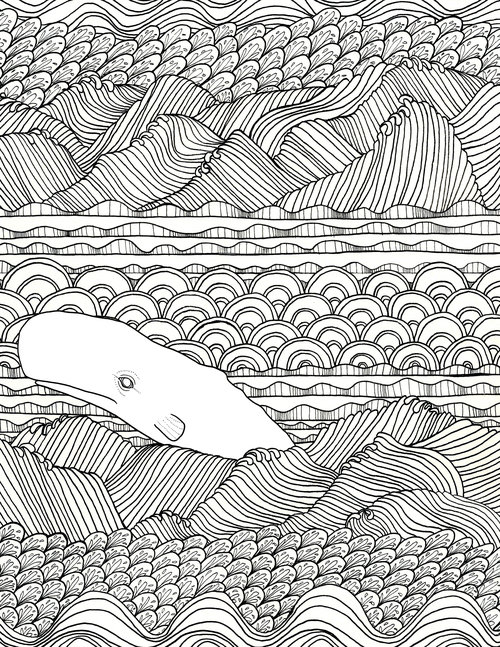 Custom Coloring Pages — L.D. Nehls