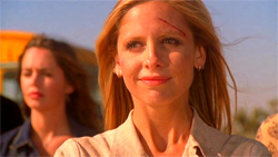 Yeah, Buffy. What are we gonna do now?