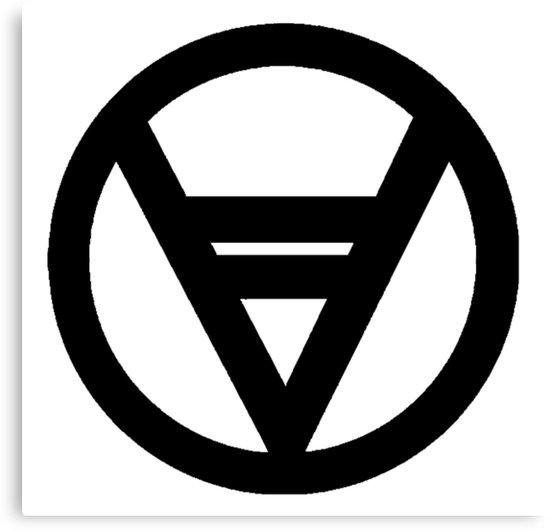 The symbol of Veles