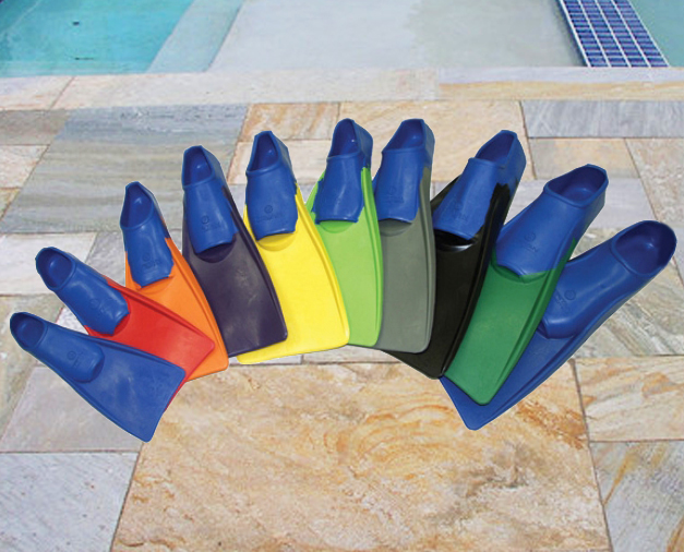 tritan swim fins - Long-blade fins highly recommended for training
