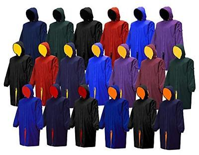SWIM Team Parkas - Different Styles, Colors, Lining & Customization