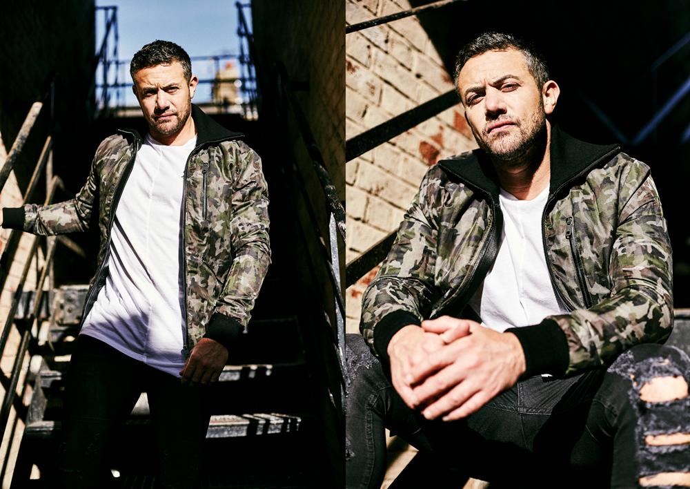 Jacket  DOLCE & GABBANA |  Tshirt & Jeans  RELIGION