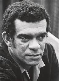 Derek Walcott. Rollie McKenna, photographer. 1969. Fair use. Retrieved  here .