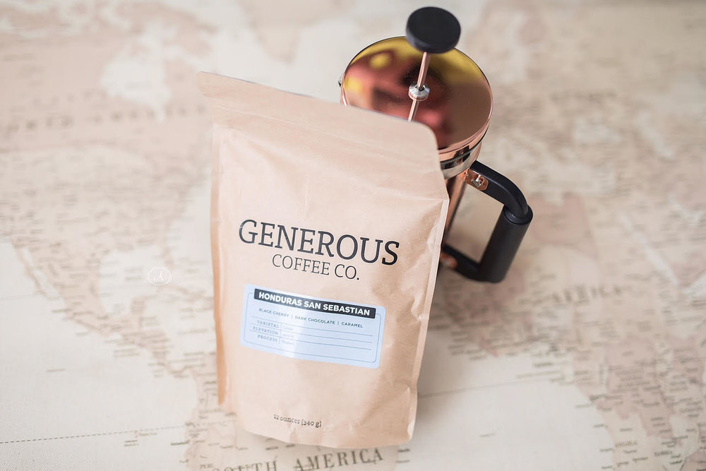 Generous Coffee   Start your morning with a cup of hope. Generous Coffee provides job opportunities for those who need it most.
