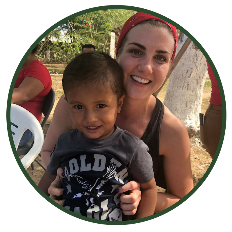 The relationships I've created in Honduras have ignited a new fire in my soul & opened my eyes to the gift of serving others. I want to do everything I can to give that gift back to them.   Olivia Hails | Atlanta, GA