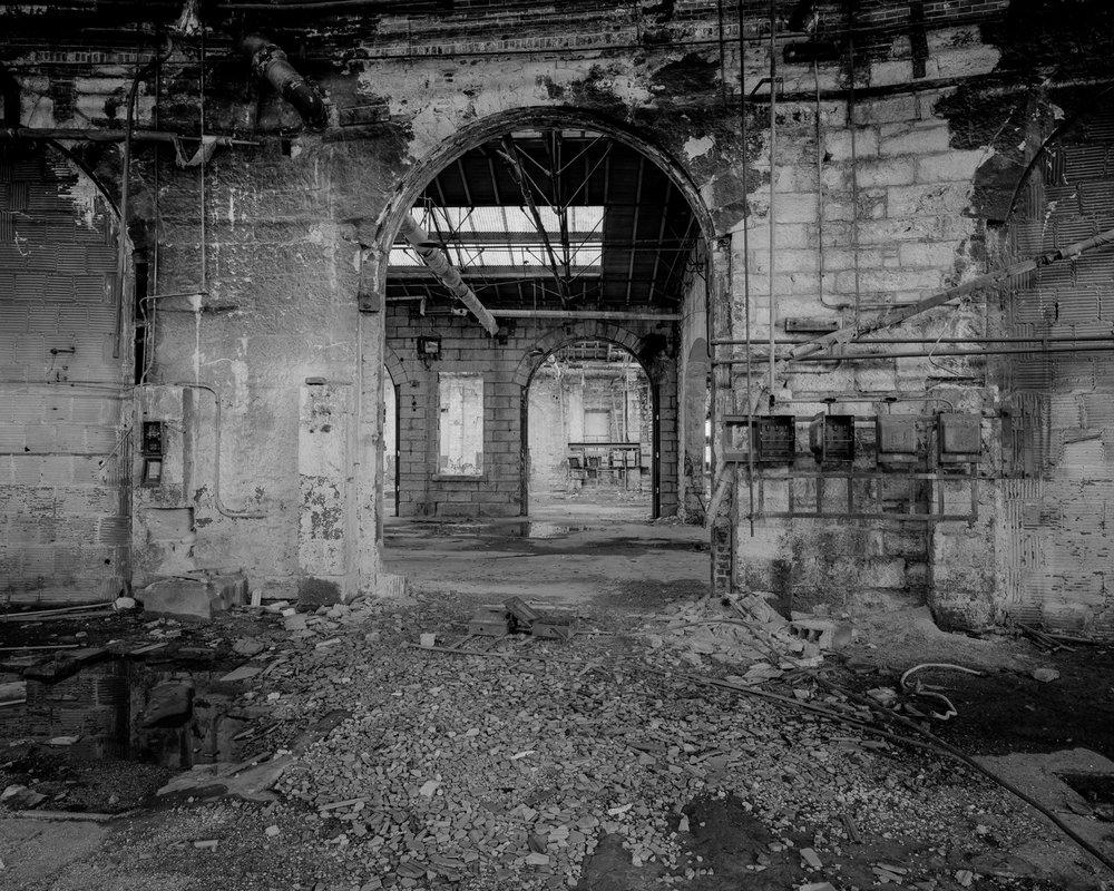 Pullman Factory Building Circa 1972