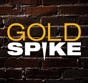 GOLD SPIKE