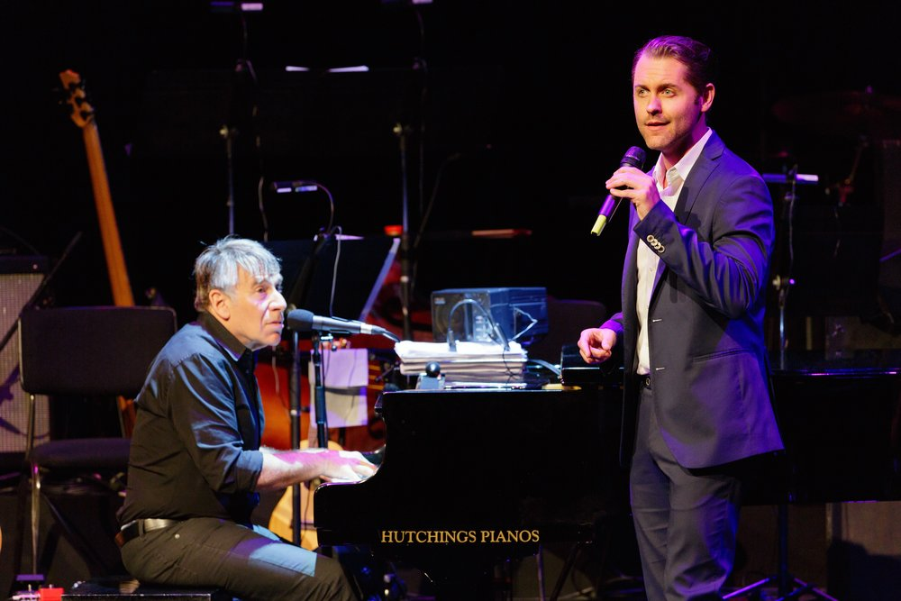 Stephen Schwartz and Friends  in concert; Sydney, Australia.