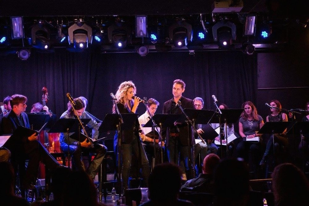 Michael and Kacie Sheik in  Outlaws  at Le Poisson Rouge