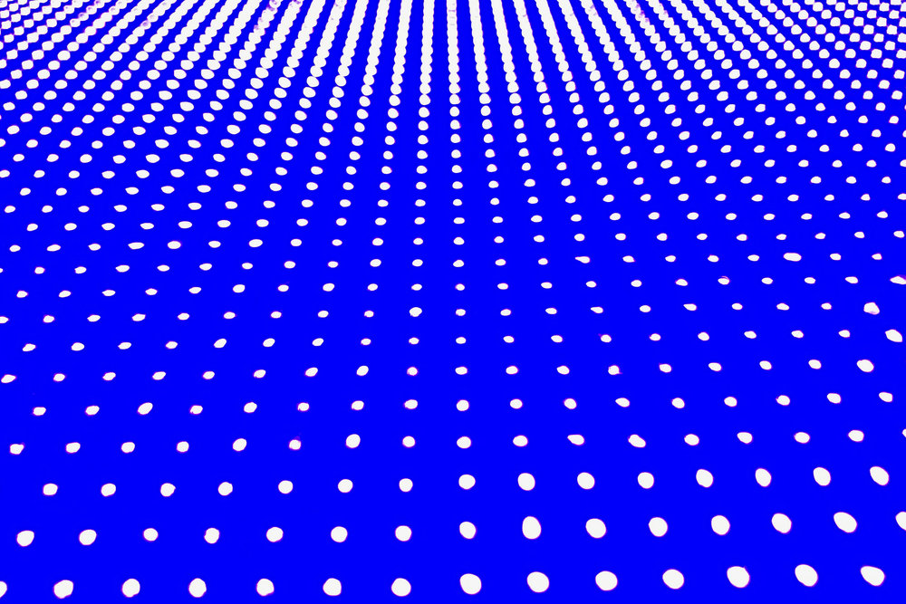 Micro LED array