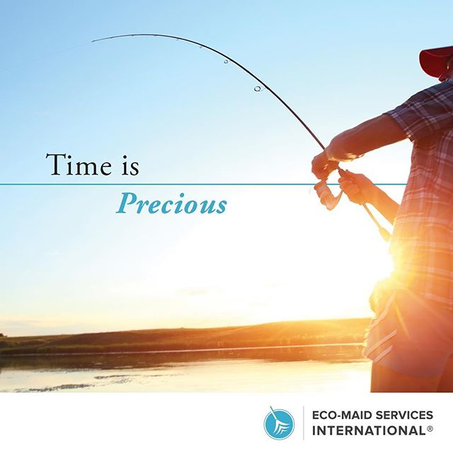 Catch of the day #timeisprecious #ecomaidservices #toronto #calgary #maid #maids #maidservice #torontomaids #calgarymaids #torontomaidservice #calgarymaidservice