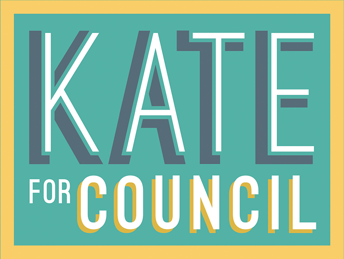 Kate for Council