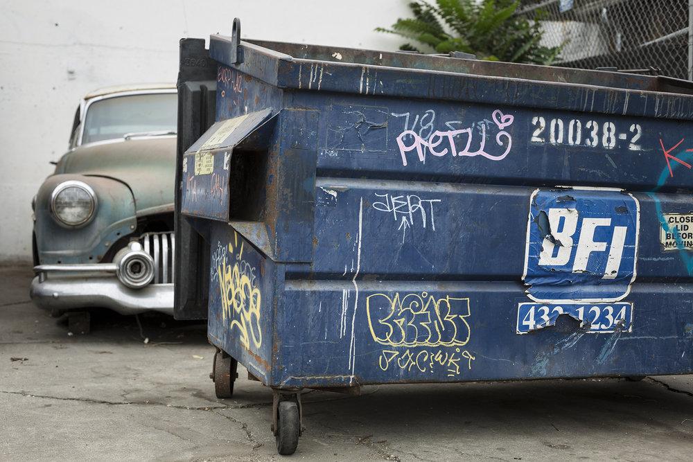 Hoping Something Better is Right Around the Corner. San Jose. 2014