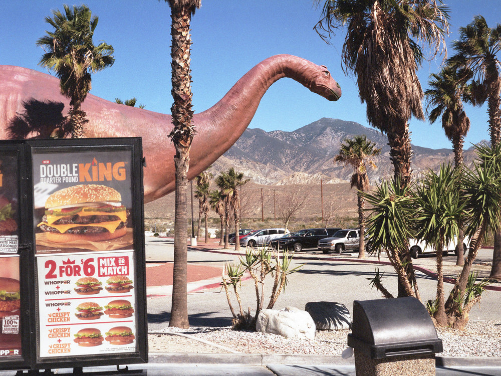 Double King. Film. Cabazon, CA 2018