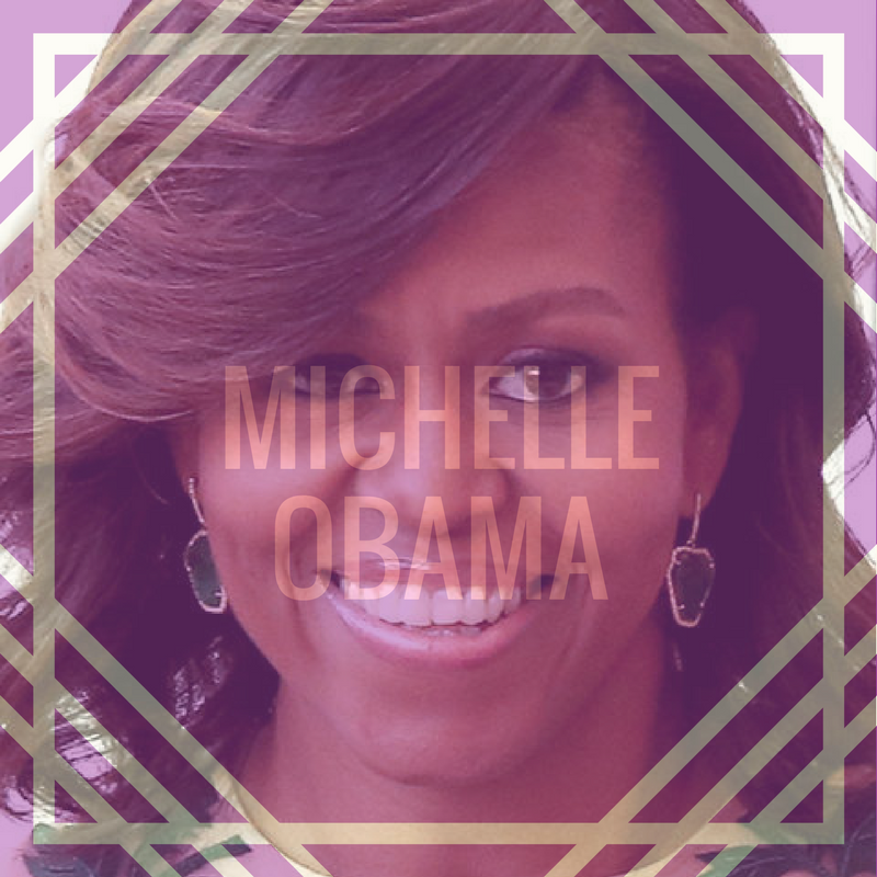Michelle LaVaughn Robinson Obama is an American lawyer, writer, and former First Lady of the United States. She is married to the 44th and former President of the United States, Barack Obama, and is the first African-American First Lady.