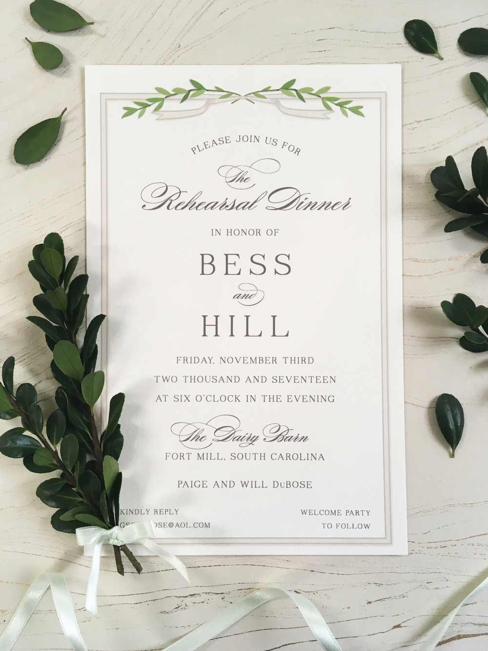 wedding wednesday rehearsal dinner invitations if it s paper