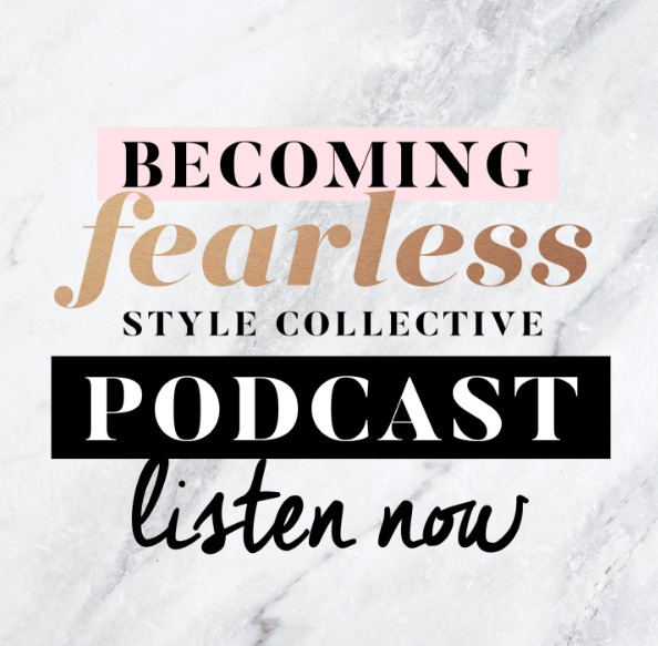Becoming Fearless Podcast