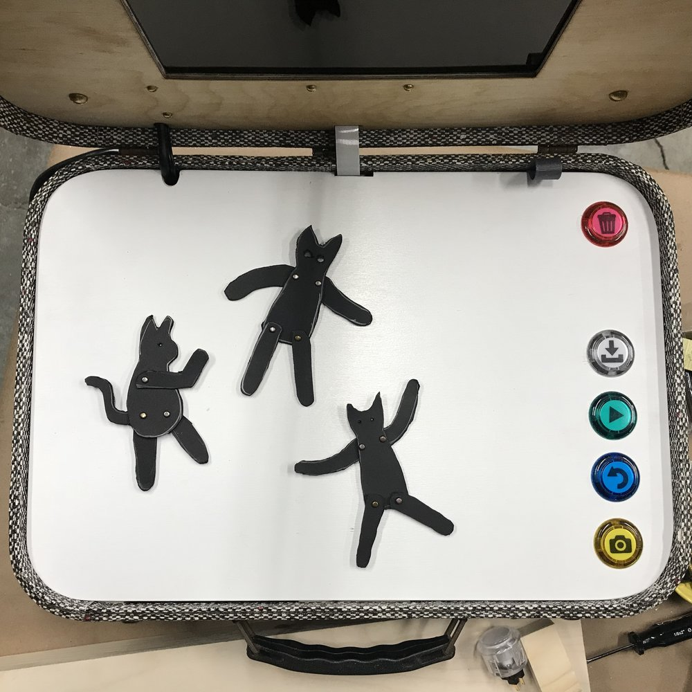 Two New Stop Motion Animation Stations — Wonderful Idea Co.