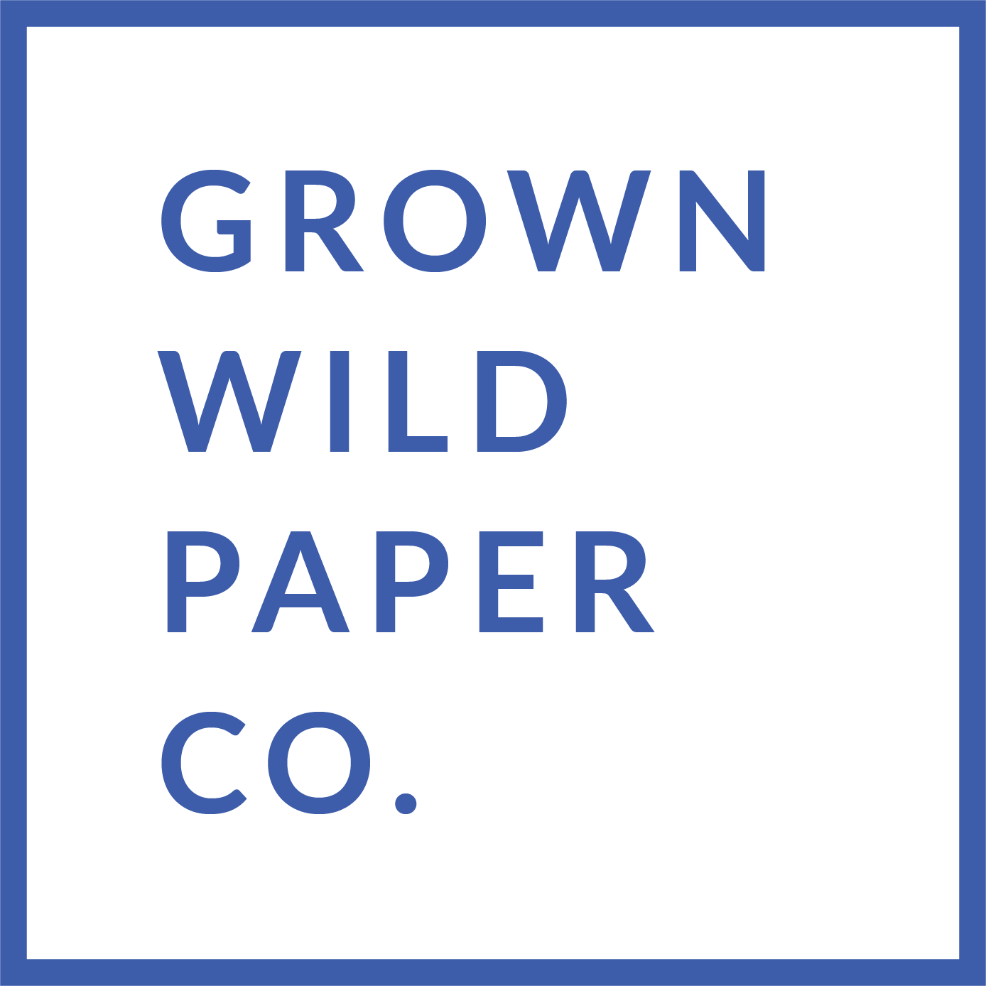 Grown Wild Paper Co.