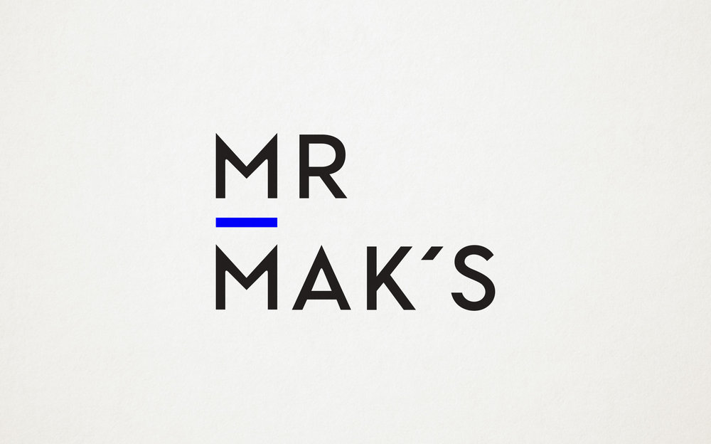 Mr. Mak's Ginbao logo designed by Abby Haddican at Werner Design Werks