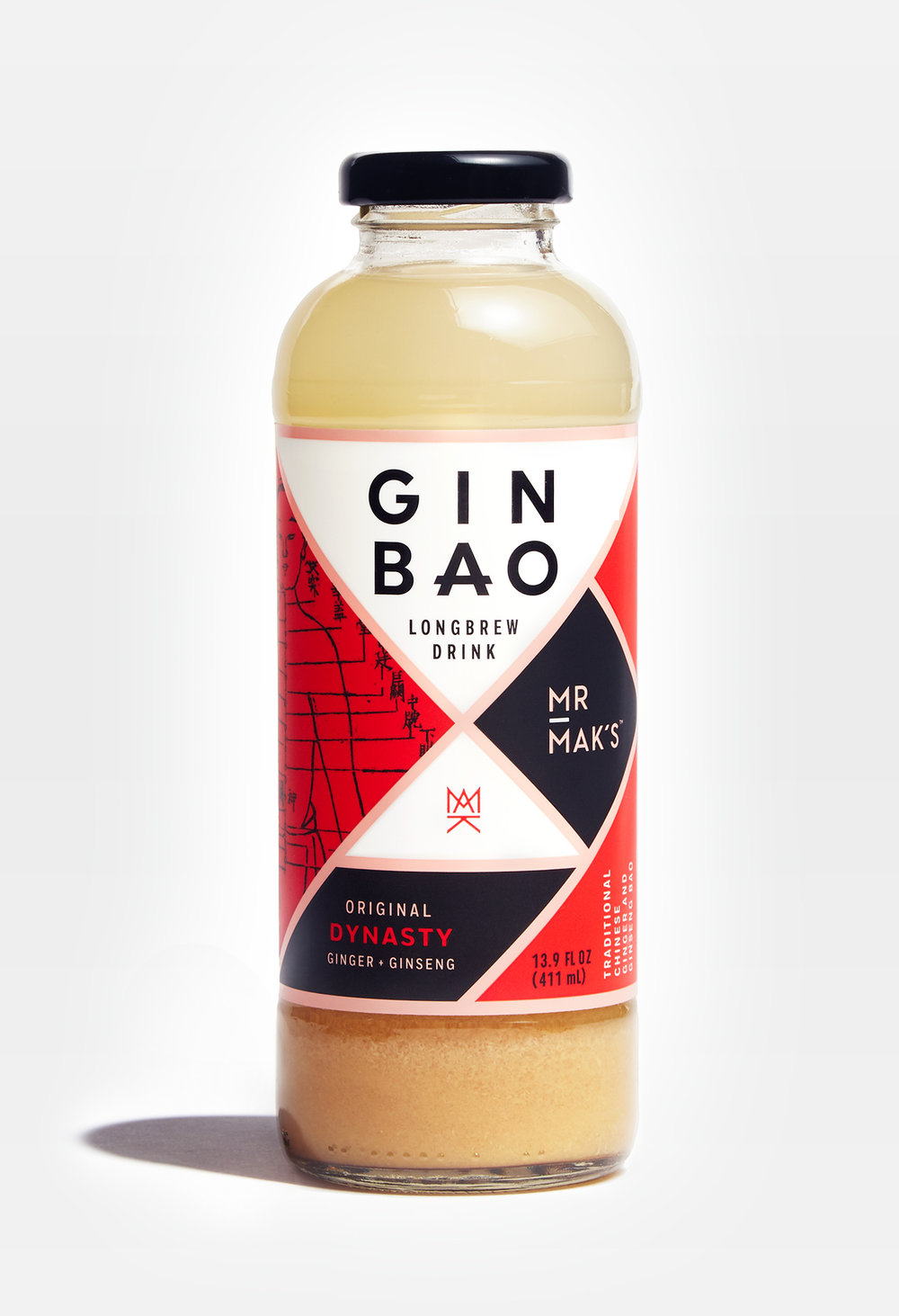 Mr. Mak's Ginbao Packaging - See Full Project